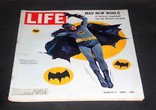 LIFE MAGAZINE MARCH 11 1966 BATMAN
