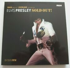 ELVIS PRESLEY SOLD OUT ON TOUR 1974  FTD 2 CD SET FOLLOW THAT DREAM