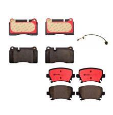Front & Rear Brembo Brake Ceramic Pads Kit for Audi TT Quattro RS 2.5L L5 12-13