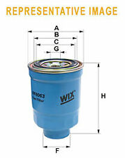 Wix WF8061 Car Fuel Petrol Filter Metal type pipe/thread Replaces- WK8018x