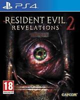 PS4 Spiel Resident Evil Revelations 2 II Box Set - Uncut!!! NEUWARE