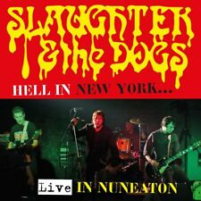 Slaughter And The Dogs(CD/DVD Album)Hell in New York - Live in Nuneaton-New