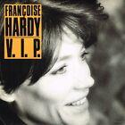 """45T 7"""": Françoise Hardy: V.I.P. flarenasch. A10"""