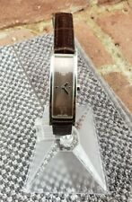 Tissot 1853 T015309 Women's Swiss Made Watch Brown Face NEW BATTERY WORKS GREAT!