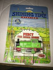 Ertl Thomas the Tank Engine Percy The Small Engine Shinning Time Station