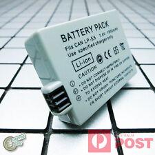 LP-E5 LPE5 3039B001 Battery for Canon EOS Digital Rebel T1i XS XSi KissF KissX2