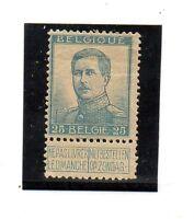 Belgica valor del año 1912-13 (AI-902)