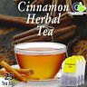 Ceylon Cinnamon Tea 25 bags -Pure Organic Best Herbal Drink- Balance Blood Sugar
