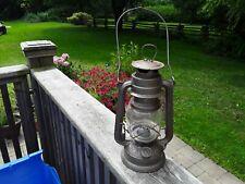 Bat No. 158 Vintage Camping Lantern. Antigue.Made in Germay. Hunting. Fishing