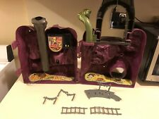 Vintage 1983 Masters Of The Universe Snake Mountain Playset He-Man Skeletor MOTU