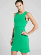 Athleta La Palma Dress, XXS High Teal Packable Super Soft #210924