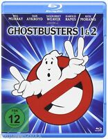 Ghostbusters I & II (2 Discs) (4K Mastered) [Blu-ray] Dan Aykroyd * NEU & OVP *