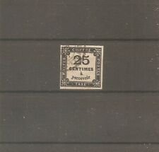 TIMBRE FRANCE FRANKREICH 1871 TAXE N°5 OBLITERE USED