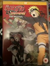 Naruto - Shippuden Movie Pentalogy (DVD) 5 Movies (5 Discs Mint Cond) Movies 1-5