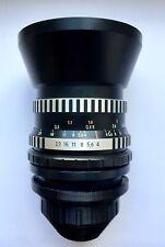 Exc! Carl Zeiss Flektogon 4/50 Lens Arri Pl-mount Arriflex Alexa Ursa Red One F5