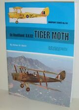 Warpaint Series No.101 De Havilland DH82 Tiger Moth       44 Pages          Book