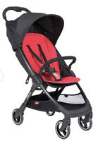 Phil & Teds Go Stroller - Red Used