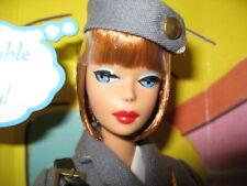 NRFB Reproduction American Girl Barbie - 1966 Pan American Airways Stewardess