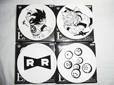 Ichiban kuji Dragon Ball Banpresto Memories E small dish 4typeset Japan Rare Pop