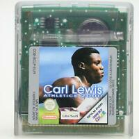 Carl Lewis Athletics 2000 | Nintendo Game Boy Spiel | GameBoy Color Modul | Gut