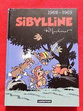 MACHEROT. Sibylline intégrale 1. 1965-1969. Casterman 2011. NEUF