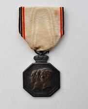 Belgique: Médaille du centenaire de l'indépendance, 1830-1930