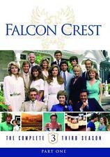 falcon crest: the complete third season 3-region gratis dvd-versiegelt