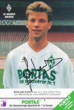 AK 1726 Arie van Lent SV Werder Bremen
