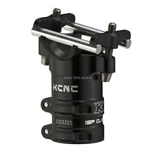 KCNC AL7075 ISP Majestic Seat Clamp 34.9mm / Height: 50mm / offset: Zero - BLACK