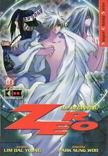 FLASHBOOK MANGA ZERO THE BEGINNING VOLUME 03