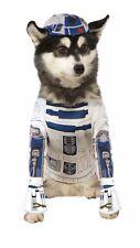 Star Wars R2-D2 Dog Costume Halloween - sz Small NEW! R2D2