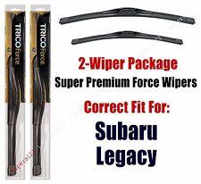 Wipers 2-Pack Hi-Performance fits 2015+ Subaru Legacy - 25260/170