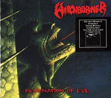 WITCHBURNER - Incarnation Of Evil / German Thrashing War Digipak-CD 163562