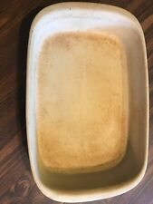 THE PAMPERED CHEF KITCHEN COOKING LARGE BAKING DISH LASAGNA STONE SEASONED