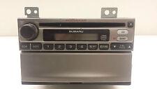 Original 2004-2008 Subaru Forester Radio mit CD Spieler 86201SA021 CQ-JF7360AK