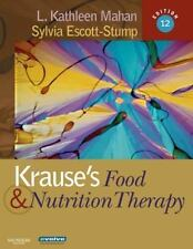 Food, Nutrition and Diet Therapy (Krause's): Krause's Food and Nutrition Therap…
