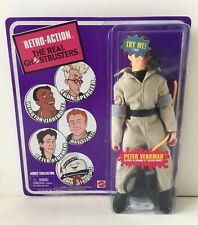 Mattel 2010 The Real Ghostbusters Retro-Action Peter Venkman (Ep.11) New/Sealed