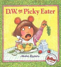 D.W. the Picky Eater (D. W. Series)-ExLibrary
