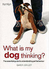Very Good, What is my Dog Thinking?: The essential guide to understanding your p