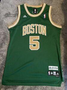Kevin Garnett Boston Celtics Adidas Swingman NBA Jersey St Patrick's Day Editin