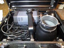 Bowens ESPRIT GEMINI GM500 FLASH STUDIO TESTA-OTTIME CONDIZIONI-UK Made