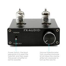 DC12V 6J1 Valve & Vacuum Tube Turntable Pre Amplifier Stereo HiFi Buffer Preamp