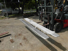 FORKLIFT EXTENSIONS, SLIPPERS, FORK EXTENSIONS, 3000 mm class 3