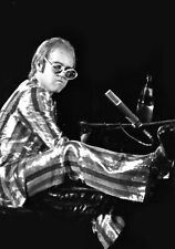 'ELTON JOHN' (d) A4 POSTER PRINT, POSTED 1ST CLASS WITHIN 24 HOURS !!