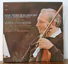Isaac Stern Mozart Concerto No.3 Szell Columbia MS 7062 2 eye Stereo 1E/1F NM
