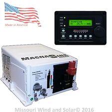 Magnum MS4024PAE Pure Sine Inverter/Charger 4000W 24VDC 120/240VAC ARC50 Remote