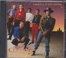 "*CD-La Mafia-""Ahora y Siempre"" (Sony/1992) Tejano Tex Mex Latin CD SEALED (#111)"