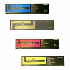 2x Europcart Toner SCHWARZ für Kyocera TASKalfa 3551-ci 3051-ci 3050-ci