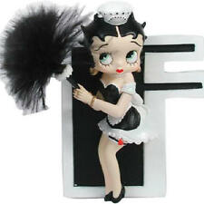 Betty Boop Letter F French Maid Resin Figurine by Westland Giftware 726746