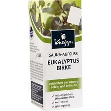 KNEIPP SAUNA AUFGUSS Eukalyptus Birke 100ml PZN 834099